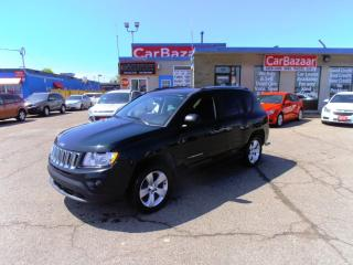 Used 2013 Jeep Compass NORTH for sale in Brampton, ON