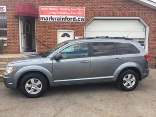 Used 2010 Dodge Journey SE 7 Passenger Bluetooth Low Kms for sale in Bowmanville, ON