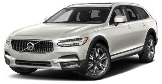 New 2018 Volvo V90 Cross Country T6 AWD for sale in Fredericton, NB
