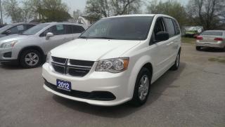 Used 2012 Dodge Grand Caravan SE/NAVI/DVD/BACK UP/BLUETOOTH for sale in Cambridge, ON