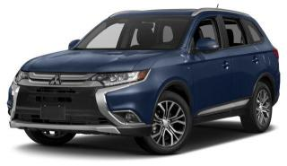 New 2018 Mitsubishi Outlander ES for sale in Fredericton, NB