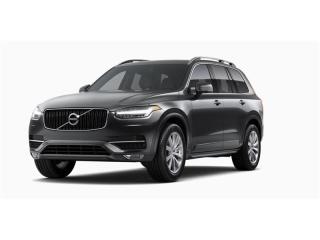 New 2018 Volvo XC90 T6 Momentum T6 AWD Momentum for sale in Fredericton, NB