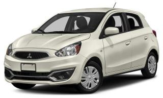 New 2018 Mitsubishi Mirage ES for sale in Fredericton, NB