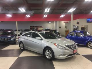 Used 2013 Hyundai Sonata GLS AUT0 A/C SUNROOF 84K for sale in North York, ON