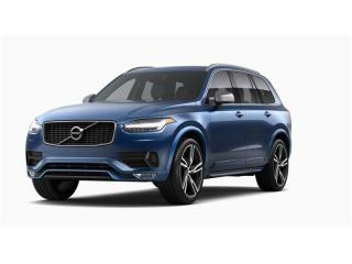 New 2018 Volvo XC90 T6 R-Design T6 AWD R-Design for sale in Fredericton, NB