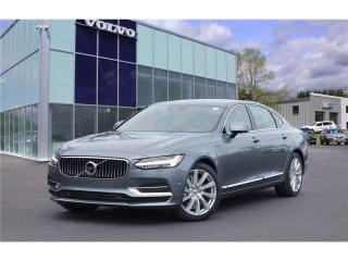 New 2018 Volvo S90 Hybrid T8 Inscription T8 Eawd Inscription for sale in Fredericton, NB
