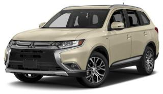 New 2018 Mitsubishi Outlander SE Anniversary Edition for sale in Fredericton, NB