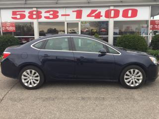 Used 2015 Buick Verano Leather for sale in Port Dover, ON