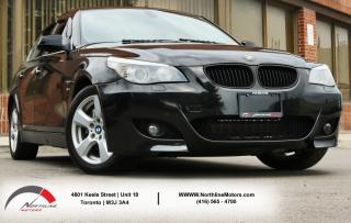Used 2010 BMW 5 Series 535i xDrive AWD|Navigation|Sunroof|Heated Seats for sale in Toronto, ON