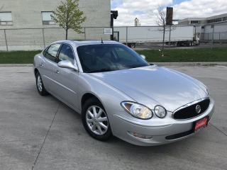 Used 2005 Buick Allure CXL, Only 85000, Leather sunroof, Automatic, for sale in North York, ON