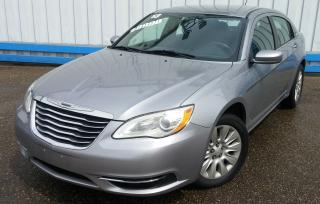 Used 2013 Chrysler 200 LX for sale in Kitchener, ON