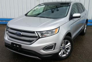 Used 2017 Ford Edge SEL AWD *LEATHER-SUNROOF* for sale in Kitchener, ON