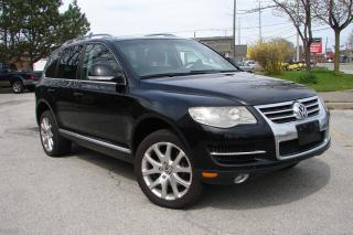 Used 2009 Volkswagen Touareg EXECLINE for sale in Mississauga, ON