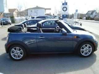 Used 2011 MINI Cooper CONVERTIBLE Cert. Gar. Classic for sale in Sainte-therese, QC