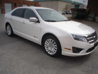 Used 2011 Ford Fusion HYBRID,GAS SAVER for sale in Mississauga, ON