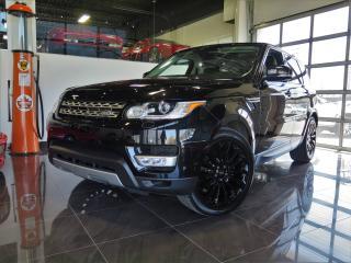 Used 2014 Land Rover Range Rover Sport |TOIT PANO|NAVI|GARANTIE|22'| for sale in Saint-leonard, QC