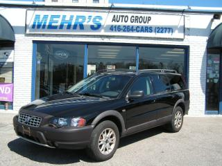 Used 2004 Volvo V70 XC70 AWD Leather Sunroof for sale in Scarborough, ON