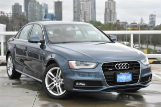 Used 2015 Audi A4 2.0T Technik quattro 8sp Tiptronic for sale in Burnaby, BC