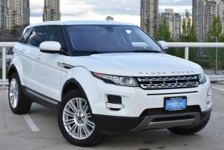 Used 2013 Land Rover Evoque Prestige for sale in Burnaby, BC