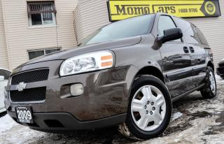 Used 2009 Chevrolet Uplander LS! Cruise+AuxIn! ONLY $119/bi-weekly! for sale in St Catharines, ON