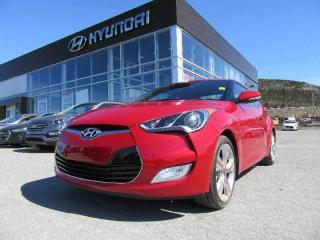 Used 2016 Hyundai Veloster for sale in Corner Brook, NL