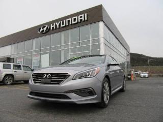 Used 2016 Hyundai Sonata LTD for sale in Corner Brook, NL