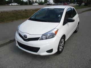 Used 2012 Toyota Yaris CE for sale in Surrey, BC