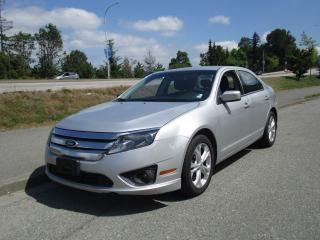 Used 2012 Ford Fusion SE for sale in Surrey, BC