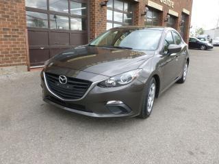 Used 2016 Mazda MAZDA3 GX for sale in North York, ON