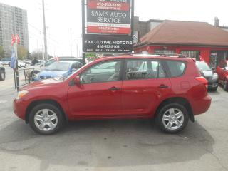 Used 2007 Toyota RAV4 MINT for sale in Scarborough, ON