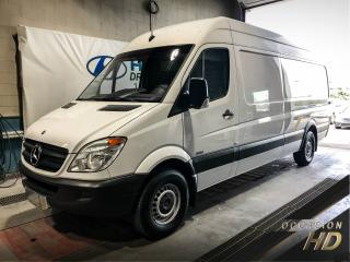 Used 2013 Mercedes-Benz Sprinter 2500 SPRINTER 2500 + GARANTIE + A/C + TOIT HA for sale in Drummondville, QC