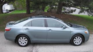 Used 2008 Toyota Camry XLE HYBRID for sale in North York, ON