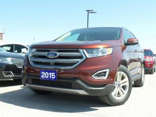 Used 2015 Ford Edge EDGE SEL AWD for sale in Midland, ON