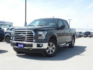 Used 2015 Ford F-150 XLT 5.0L V8 for sale in Midland, ON