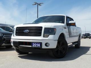 Used 2014 Ford F-150 *CPO* F150 3.5L V6 2.9% APR FREE WARRANTY for sale in Midland, ON