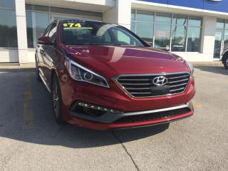 Used 2015 Hyundai Sonata 2.0T for sale in Owen Sound, ON