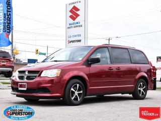 Used 2011 Dodge Grand Caravan SE ~Full Stow 'N Go for sale in Barrie, ON