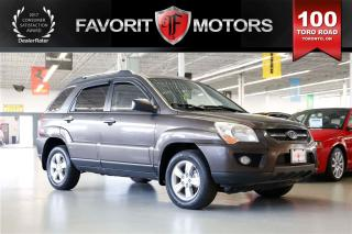 Used 2009 Kia Sportage LX-V6 | POWER OPTIONS | CLOTH for sale in North York, ON