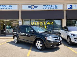 Used 2010 Dodge Journey SXT BLUETOOTH, 2 Years Warranty for sale in Concord, ON