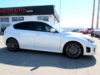 Used 2011 Subaru Impreza WRX STi STI Hatchback 6 Spd Manual Certified 2YR Warranty for sale in Milton, ON