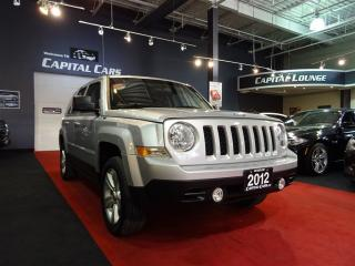 Used 2012 Jeep Patriot NORTH EDITION / 4X4 / REMOTE STARTER for sale in North York, ON