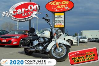 Used 2004 Harley-Davidson Softail Heritage FLSTC for sale in Ottawa, ON