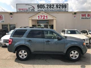 Used 2010 Ford Escape XLT, Rare Manual, WE APPROVE ALL CREDIT for sale in Mississauga, ON