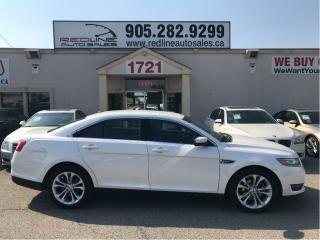 Used 2013 Ford Taurus SEL, Leather, Navi, WE APPROVE ALL CREDIT for sale in Mississauga, ON
