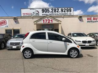 Used 2014 Mitsubishi i-MiEV ES, Fully ELECTRIC, WE APPROVE ALL CREDIT for sale in Mississauga, ON