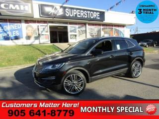 Used 2015 Lincoln MKC Reserve  2.3L NAV CS ROOF THX-AUDIO MEM PWR-GATE 20