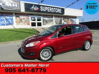 Used 2014 Ford C-MAX SEL  NAVIGATION LEATHER ROOF HEATED SEATS for sale in St Catharines, ON
