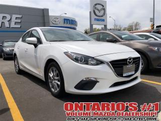 Used 2014 Mazda MAZDA3 GS-SKYGS / SKYACTIV  / 6 SPEED MANUAL!!!!-TORONTO for sale in North York, ON