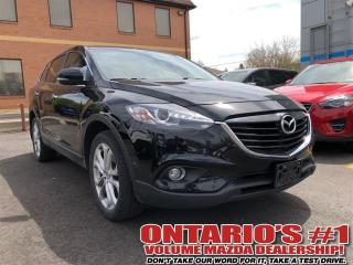 Used 2013 Mazda CX-9 GT for sale in North York, ON