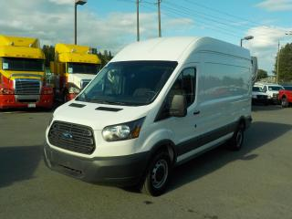 Used 2017 Ford Transit 250 Van High Roof 148-in. Wheelbase Cargo Van for sale in Burnaby, BC